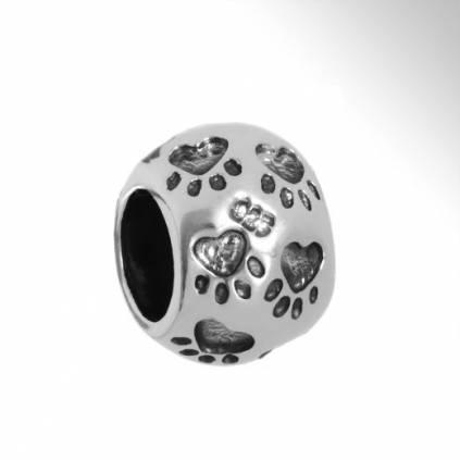 pf tchenschmuck hundepfoten schmuck f r hundefreunde tierisch tolle geschenke. Black Bedroom Furniture Sets. Home Design Ideas