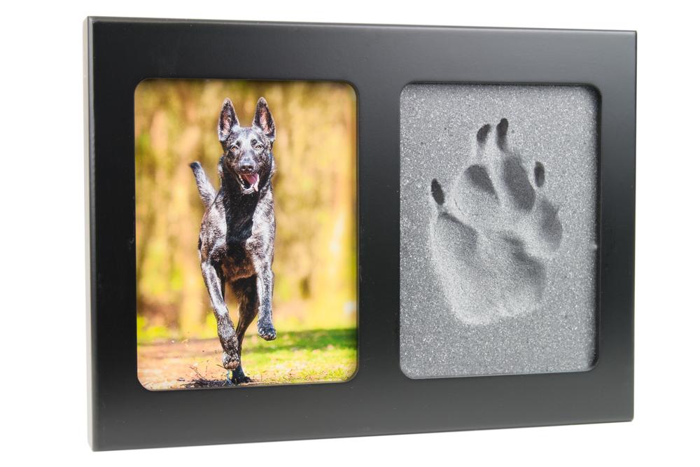 pfotenabdruck set wohnen tierisch tolle geschenke. Black Bedroom Furniture Sets. Home Design Ideas
