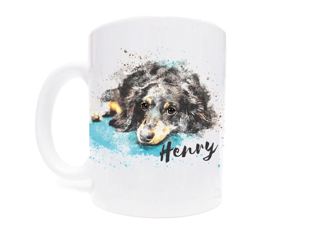 Tassen Hund : Tasse hunderasse dackel langhaar tassen hunderassen