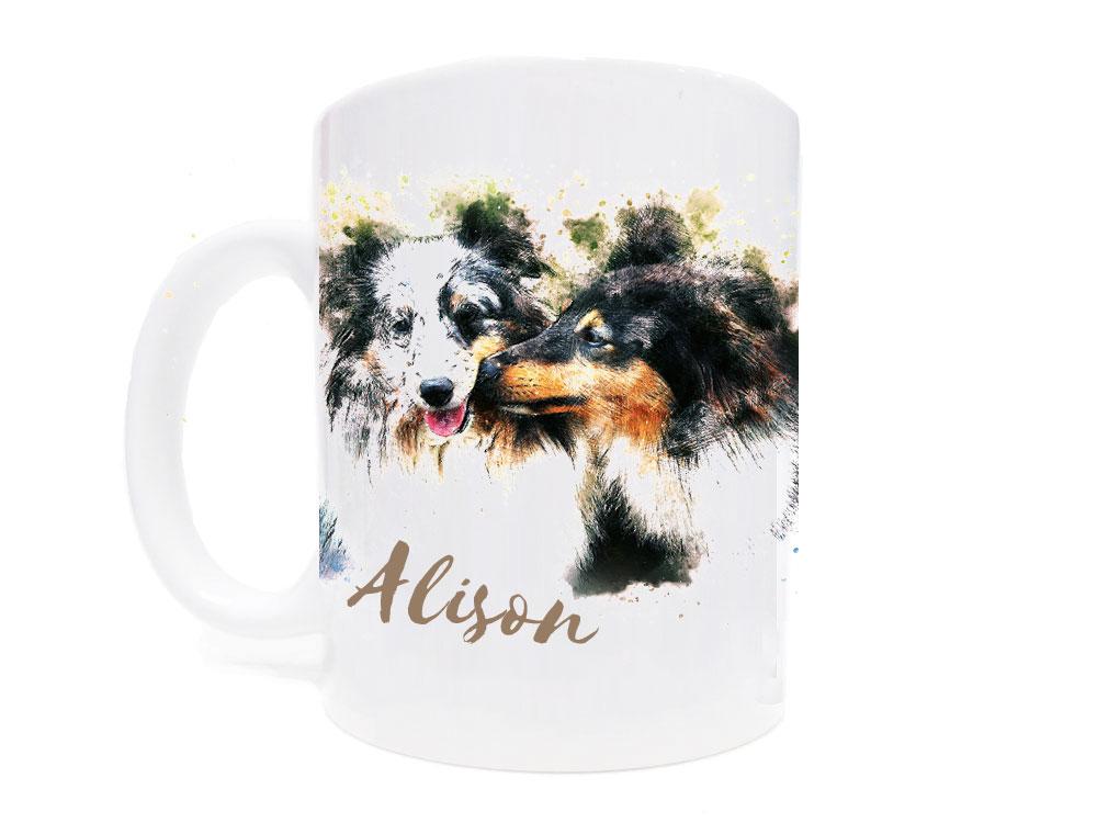 Tassen Hund : Tasse hunderasse collie tassen hunderassen tierisch