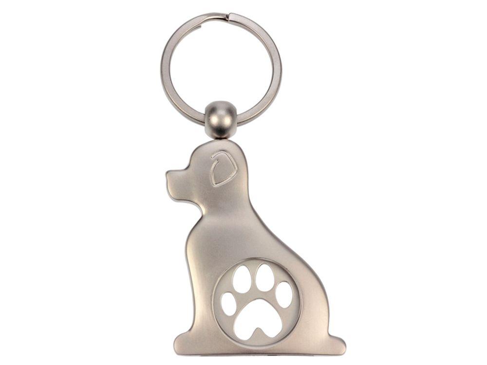 Beliebt Bevorzugt Bluebug Schlüsselanhänger mit Einkaufswagen-Chip: Hund mit @RV_42