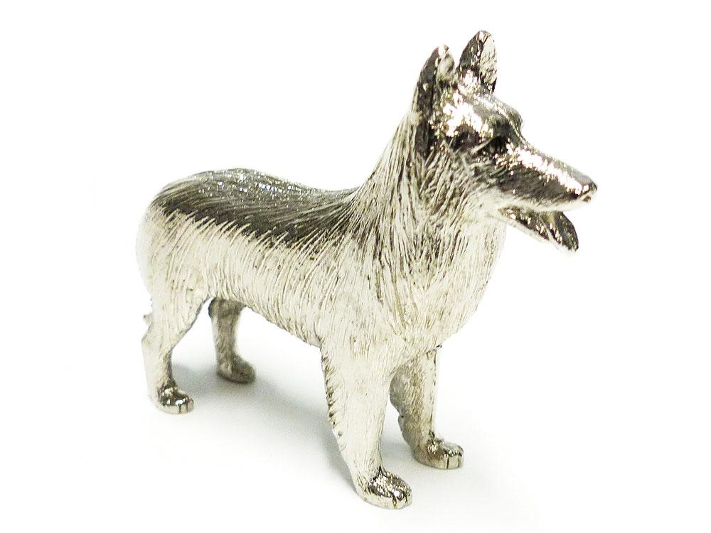 hundefigur belgischer sch ferhund figur tierisch tolle geschenke. Black Bedroom Furniture Sets. Home Design Ideas