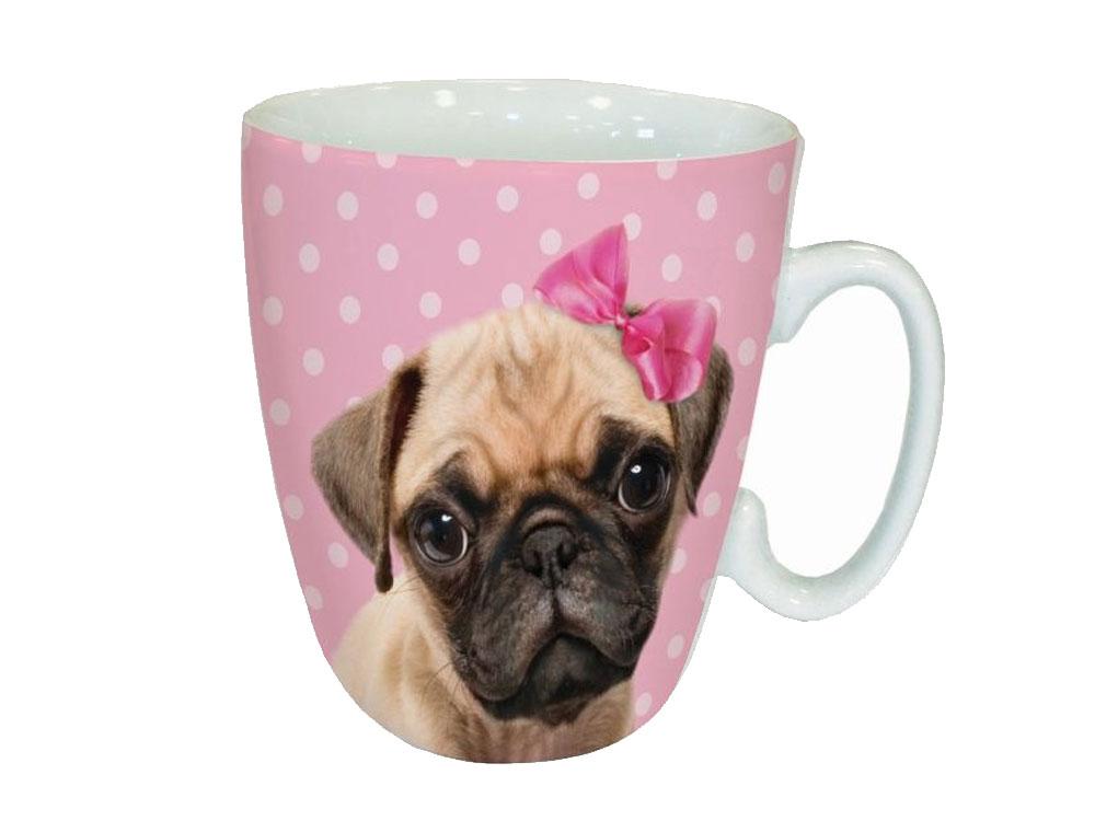 Tassen Hund : Hunde motiv tasse s??er mops tassen hunderassen
