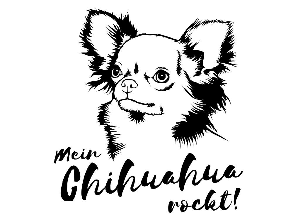Hunderasse Aufkleber Chihuahua Aufkleber Amp Tafeln