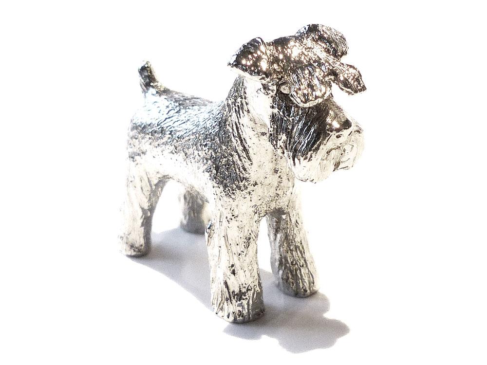 hundefigur zwerg schnauzer figur tierisch tolle geschenke. Black Bedroom Furniture Sets. Home Design Ideas