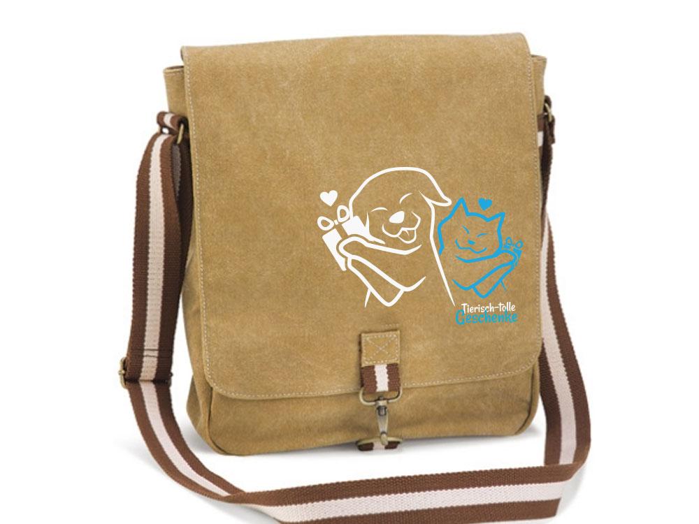 City Tasche Messenger Tierisch Cool Tierisch Tolle Geschenke