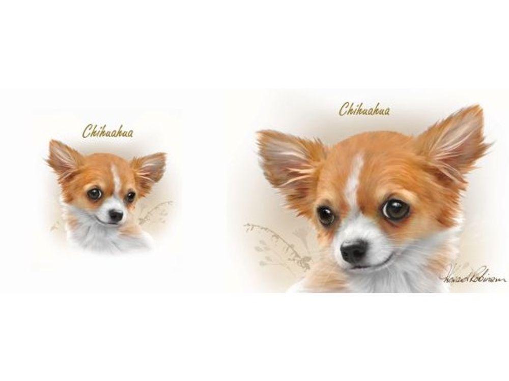 Tassen Hund : Hunde motiv tasse chihuahua sepia tierisch tolle