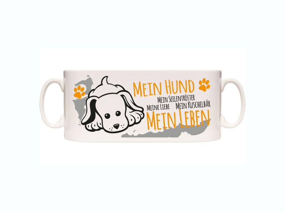 Tassen Hund : Lieblings kaffee tasse mein hund leben tierisch