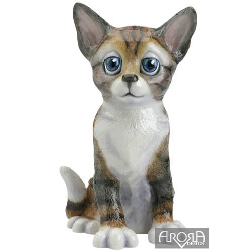 Arora Deko Figur Missy Die Katze Gro Restposten