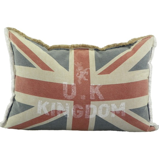 kissen union jack uk kingdom tierisch tolle geschenke. Black Bedroom Furniture Sets. Home Design Ideas