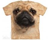 Leben & WohnenGarderoben & SchlüsselboardsThe Mountain T-Shirt - Mops Pug Face