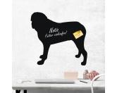 Schmuck & AccessoiresMetall-Hundekopf PinsSelbstklebende Kreidetafel: Mastiff 1