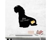 Schmuck & AccessoiresHunderassen Schmuck AnhängerKreidetafel Hunderasse: Scottish Terrier 1