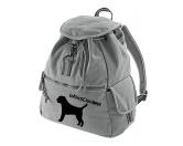 SchnäppchenCanvas Rucksack Hunderasse: Border Terrier