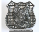 SchnäppchenPlakette & Plaque: Briard