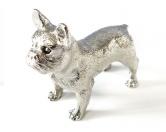 Schmuck & AccessoiresArmbanduhrenFranzösische Bulldogge Figur