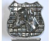 SchnäppchenPlakette & Plaque: Dackel Kurzhaar