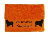 Schmuck & AccessoiresHunderassen Schmuck AnhängerHandtuch: Australian Shepherd