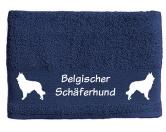 Für Menschen% SALE %Handtuch: Belgischer Schäferhund Tervueren
