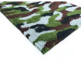 MarkenDry-Bed: Camouflage1 100x150cm