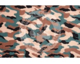 MarkenDry-Bed: Camouflage2 100x150cm