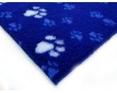 Dry-Bed - mehrfarbig - antirutschDry-Bed: Azur Mit Pfötchen 100x75cm