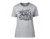 Taschen & RucksäckeLeckerlietaschenT-Shirt: Ohne Hund ist alles doof 2.0