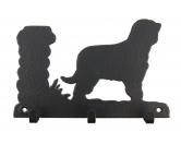 Für TiereHundemotiv - HandtücherBriard Leinengarderobe - Schlüsselbrett