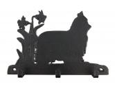 Taschen & RucksäckeGeldbörsen & HandytaschenYorkie - Yorkshire Terrier Leinengarderobe - Schlüsselbrett