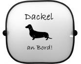 Schmuck & AccessoiresMetall-Hundekopf PinsSonnenschutzgitter-Hundemotiv: Dackel - Teckel 4