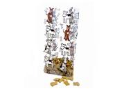 Geschenk-VerpackungenFolien Beutel Puppy -klein- 9cm X 19cm - 10erpack