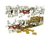 Geschenk-VerpackungenFolien Beutel Puppy -groß- 12cm x 29cm - 10erpack