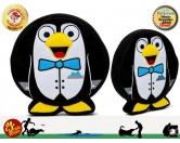 Spielzeuge für HundePridebite-Hundespielzeug groß: Pinguin