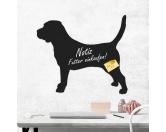 Taschen & RucksäckeGeldbörsen & HandytaschenKreidetafel Hunderasse: Beagle 1