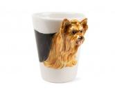 Leben & WohnenFußmatten & Läufer3d-Designer Tasse: Yorkshire Terrier