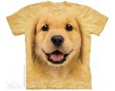 Socken mit TiermotivSocken mit HundemotivThe Mountain T-Shirt - Golden Retriever Puppy
