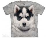 T-ShirtsHunderassen T-ShirtsThe Mountain T-Shirt - Siberian Husky Puppy