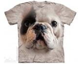 Schenken & ZubehörKleinigkeiten die Freude machenThe Mountain Shirt Französische Bulldogge - Big Face Manny