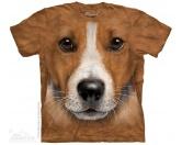 T-ShirtsHunderassen T-ShirtsThe Mountain T-Shirt - Jack Russell Terrier Big Face