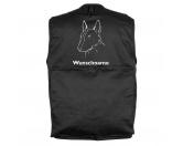 T-ShirtsHunderassen T-ShirtsBullterrier 3 - Hundesportweste mit Rückentasche MIL-TEC ®