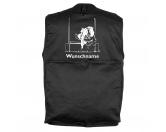 T-ShirtsHunderassen T-ShirtsBorder Collie - Flyball - Hundesportweste mit Rückentasche MIL-TEC ®