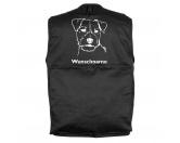 MarkenMil-Tec Hundesport Outdoor-Weste mit Dummytasche: Jack Russell Terrier 4