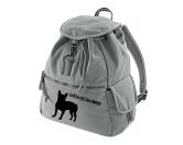 Taschen & RucksäckeBaumwolltaschenCanvas Rucksack Hunderasse: Französische Bulldogge