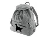 Bekleidung & AccessoiresHundesportwesten mit Hundemotiven inkl. Rückentasche MIL-TEC ®Canvas Rucksack Hunderasse: English Setter