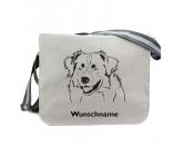 Leben & WohnenKissen & KissenbezügeBaumwoll-Tasche: Australian Shepherd 2