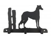 Socken mit TiermotivSocken mit HundemotivGreyhound Leinengarderobe - Schlüsselbrett