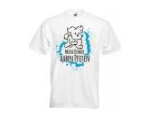 Fan-Shirts für HundefreundeT-Shirt: Meine Kinder haben Pfoten  Herren (unisex)