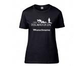 Für Menschen% SALE %Hundefreund Damen T-Shirt: DOGWALKER 2.0