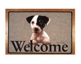 Tierische FußmattenStandard Fussmatte: Jack Russell Terrier