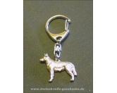 Aufkleber & TafelnAufkleber - On-LeinSchlüsselanhänger Australian Cattle Dog